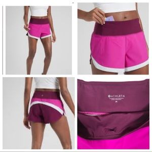 Athleta Running Free Colorblock 3.5 (M)